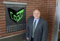 MSU CoRe Experience Director Tim Hinds is providing national leadership for ASEE first-year programs division.