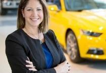 Mary Wroten ('96) is the associate director for global sustainability at Ford Motor Company.