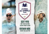 Spartan Engineers Scott Piper and Nehemiah Mork take top national scholar-athlete honors.