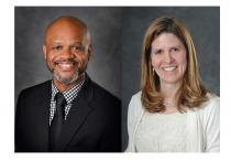 Theodore Caldwell and Tamara Reid Bush appointed to engineering advocacy roles.