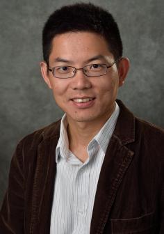Headshot of Xiaobo Tan