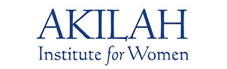 "Logo ""AKILAH Institute for Women"""