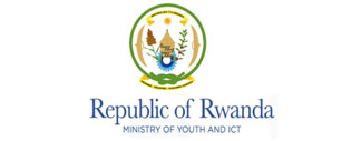 Logo for the Republic of Rwanda Ministry of Youth and ICT (MYICT)