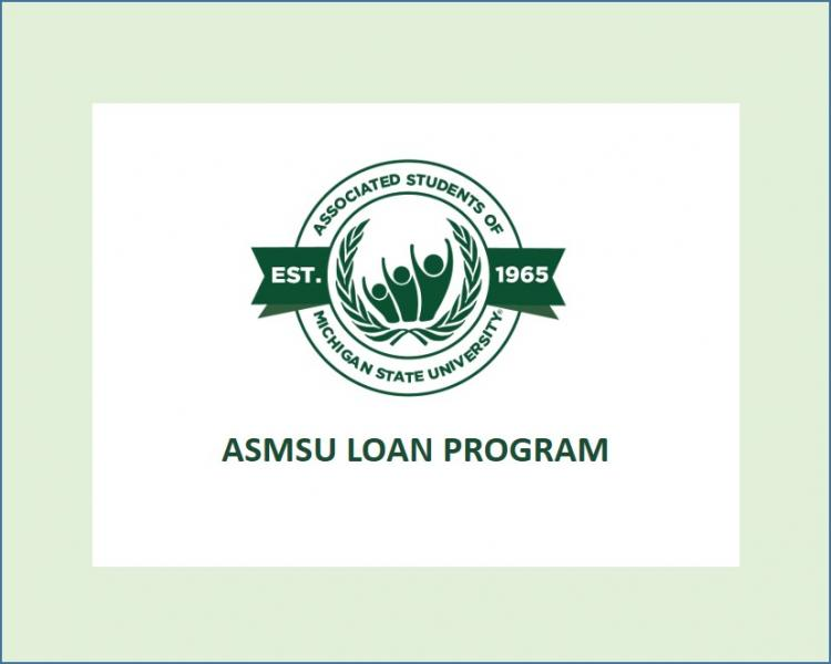 ASMSU Loan Program