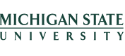 Michigan State University - wordmark