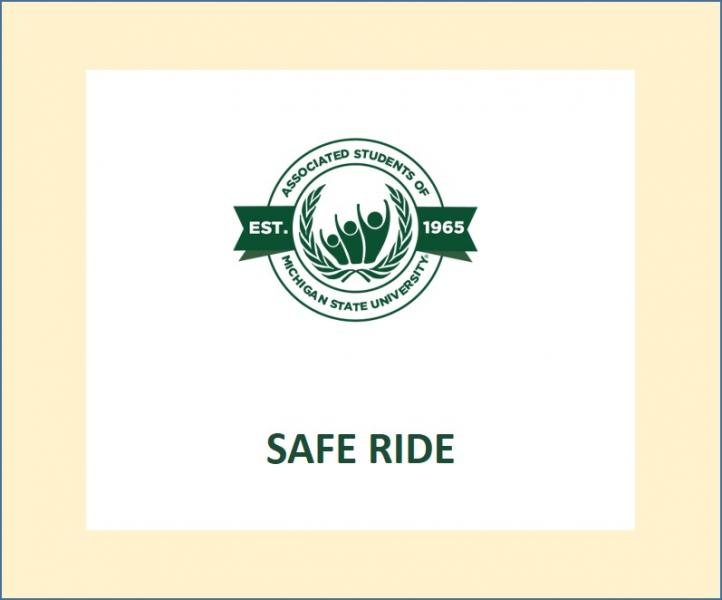 ASMSU Safe Ride