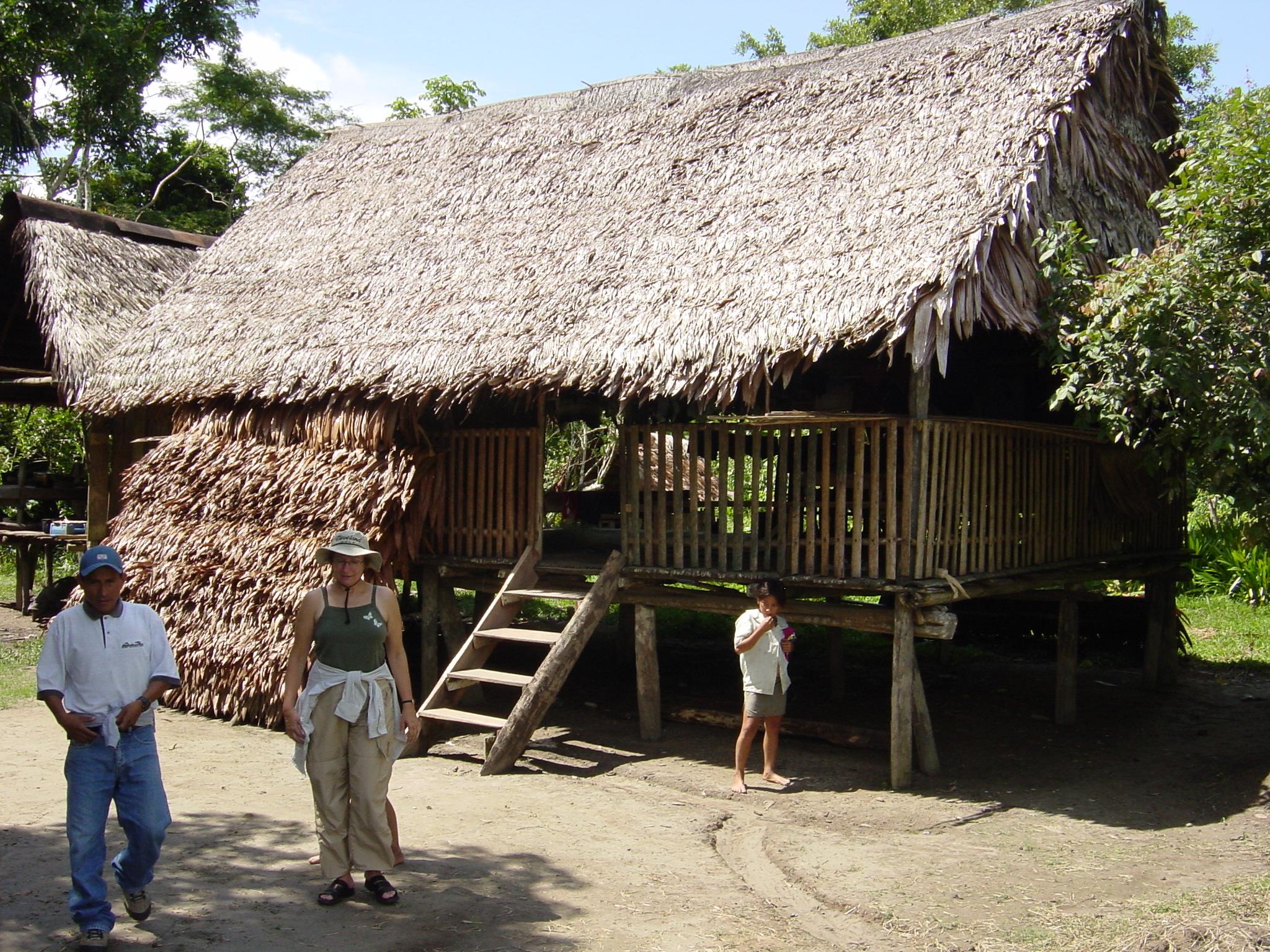 Explornapo Lodge Down The Amazon River And 50 Miles Up