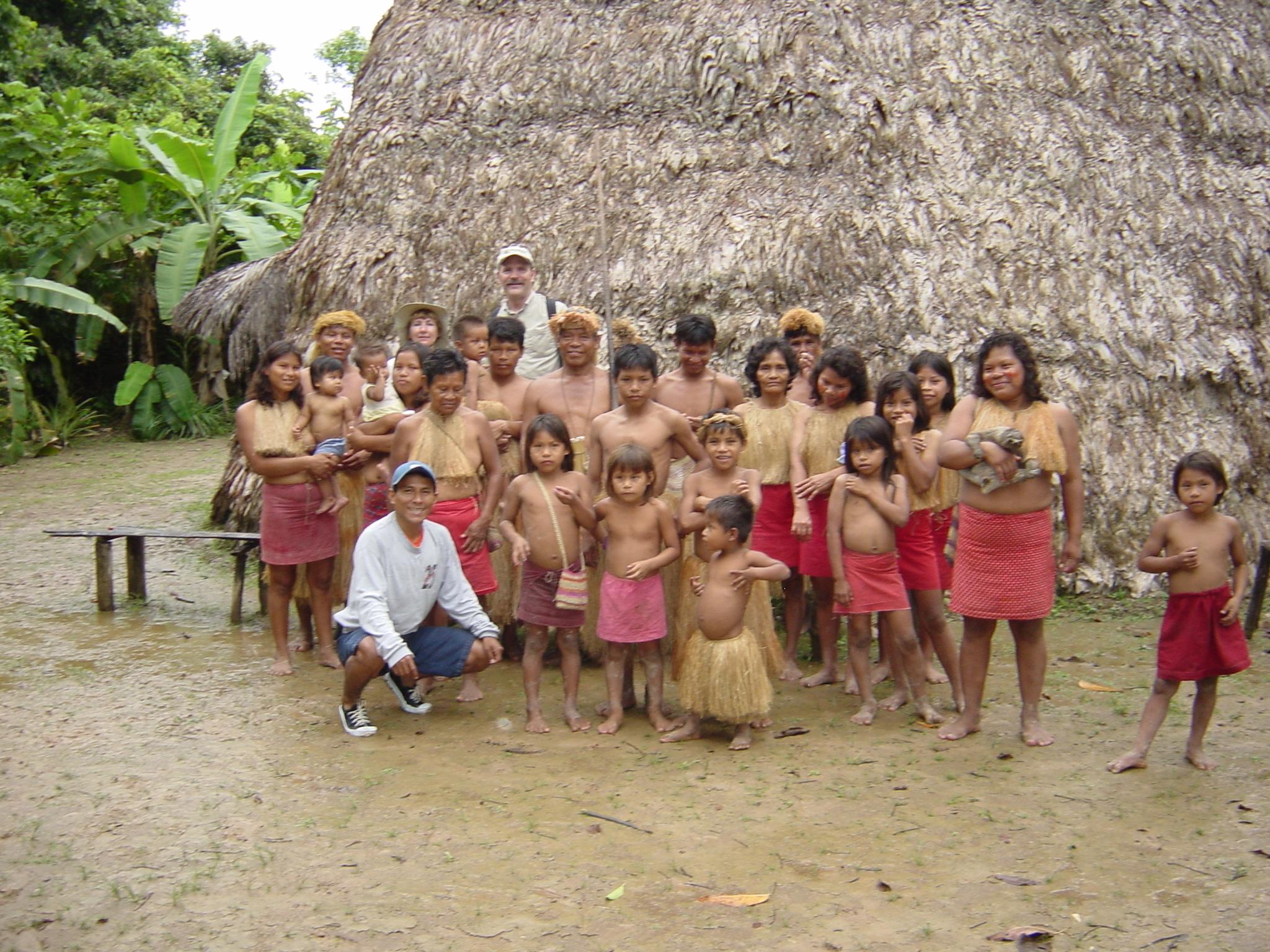 amazon trive&amazon tribe girl